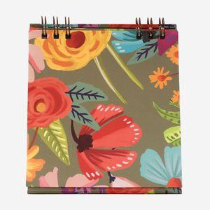 Calendario_De_Mesa_Pequeno_Floral_Noite_1_AG1436_Papel_Craft