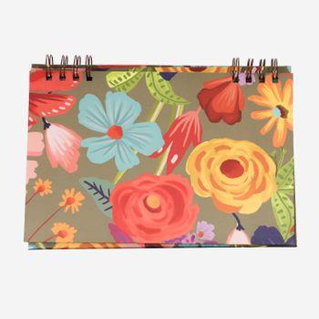 Calendario_De_Mesa_Grande_Floral_Noite_1_AG1432_Papel_Craft