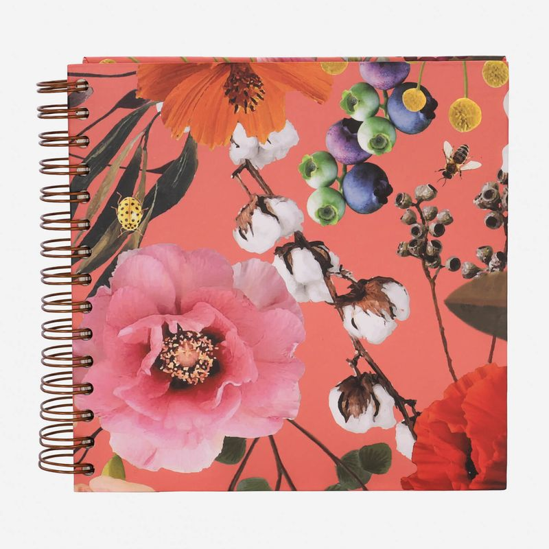 Album_de_Fotos_Pequeno_Jardim_Secreto_Coral_1_AL976_Papel_Craft