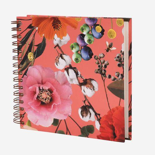 Album_de_Fotos_Pequeno_Jardim_Secreto_Coral_2_AL976_Papel_Craft