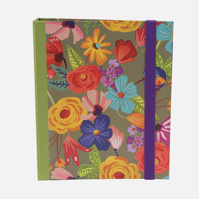 Fichario-cartonado-floral-noite-1-FI1093-Papel-Craft