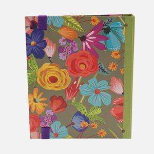 Fichario-cartonado-floral-noite-3-FI1093-Papel-Craft