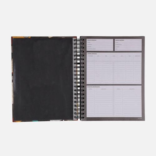 Caderno-universitario-Escolar-10-materias-180-folhas-disquete-2-CA2229-Papel-Craft