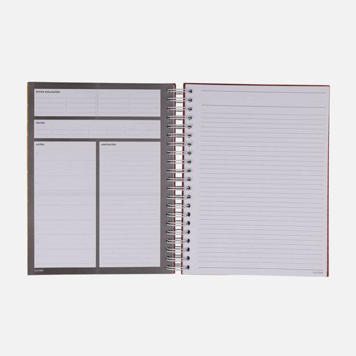 Caderno-universitario-Escolar-10-materias-180-folhas-Mari-Pets-3-CA2229-Papel-Craft