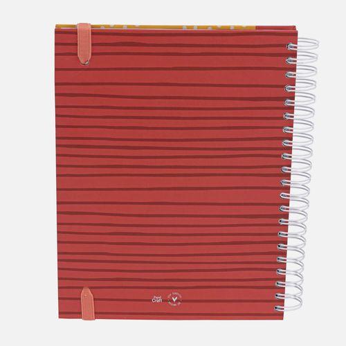 Caderno-universitario-Escolar-10-materias-180-folhas-Mari-Pets-4-CA2229-Papel-Craft