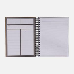Caderno-universitario-Escolar-10-materias-180-folhas-Sono-Fome-3-CA2229-Papel-Craft