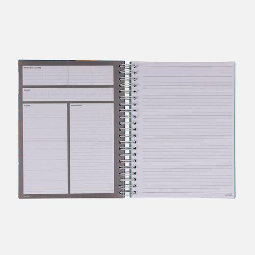 Caderno-universitario-Escolar-10-materias-180-folhas-Oceano-magico-3-CA2229-Papel-Craft