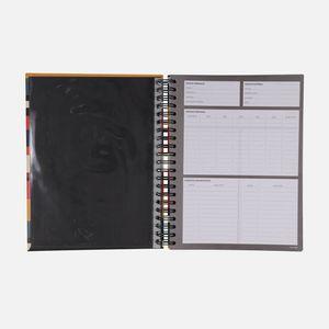 Caderno-universitario-Escolar-10-materias-180-folhas-Listras-2-CA2229-Papel-Craft