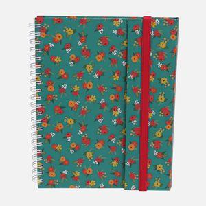 Caderno-universitario-Escolar-com-aba-90-folhas-Liberty-1-CA2982-Papel-Craft
