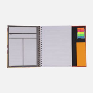 Caderno-universitario-Escolar-com-aba-90-folhas-Mari-Pets-3-CA2982-Papel-Craft