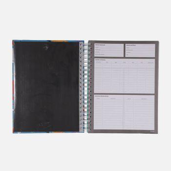Caderno-universitario-Escolar-10-materias-180-folhas-Oceano-magico-2-CA2229-Papel-Craft