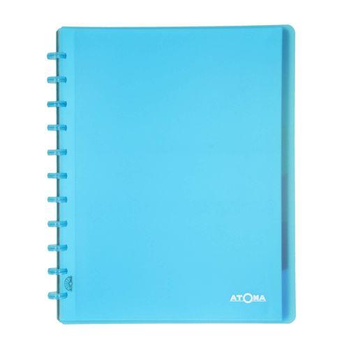 Caderno-A4-argolado-inteligente-disco-turquesa-1-CA3102-Papel-Craft