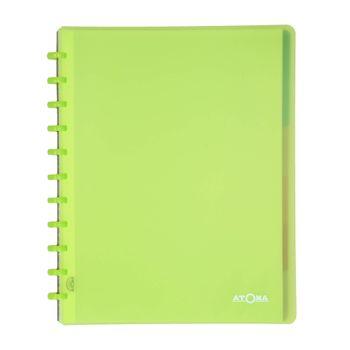 Caderno-A4-argolado-inteligente-disco-Verde-1-CA3102-Papel-Craft