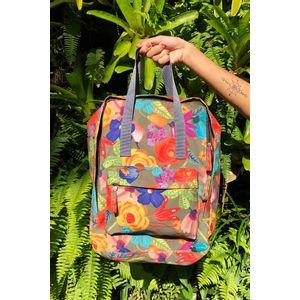 mochila-quadrada-pequena-floral-noite-de-verao-CO2751-Papel-Craft