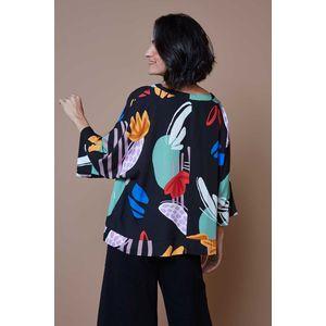 Blusa-Nina-tecido-viscose-Floral-Naif-ROU1300-2-Papel-Craft