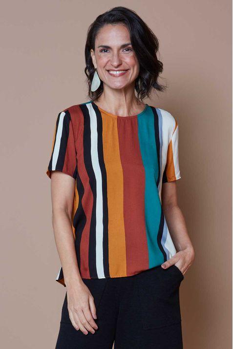 Blusa-Turim-tecido-viscose-Listrado-Moderno-ROU1408-2-Papel-Craft