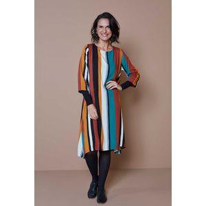Vestido-Viscose-No-Amarracao-listrado-moderno-ROU1416-2-Papel-Craft