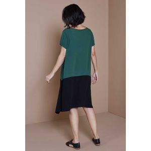 Vestido-Tecido-Crepe-Verde-Musgo-2-ROU1387-Papel-Craft