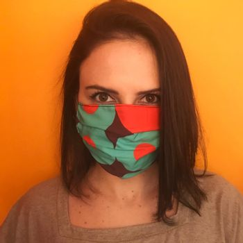 Mascara-Facial-de-Tecido-Estampada-Floral-Russo-CO2758-1-Papel-Craft