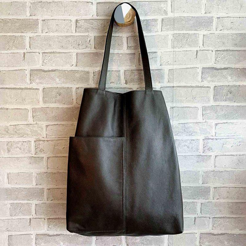 Bolsa-de-couro-legitimo-CO2680-grafite-1-Papel-Craft