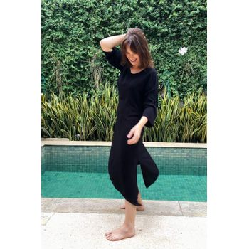 Vestido-nozinho-no-preto-viscose-manga-ROU1445-1-Papel-Craft