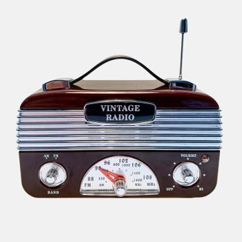 Radio-am-fm-vintage-VA3459-papel-craft