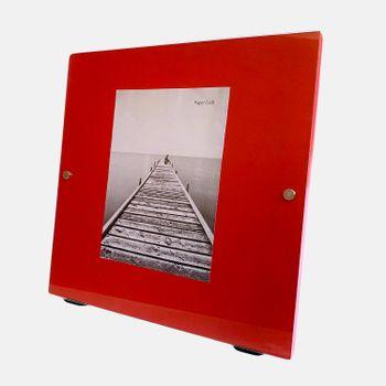 Porta-retrato-Vermelho-PE1659-PAPEL-CRAFT