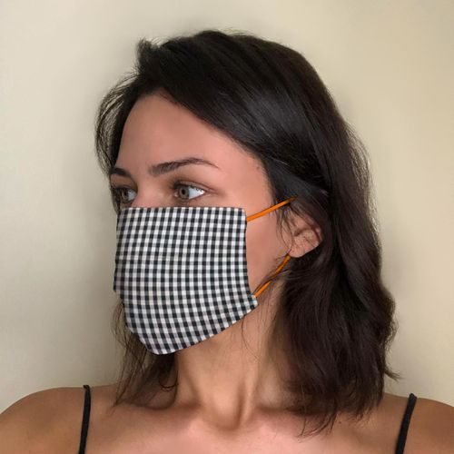 Mascara-Facial-de-Tecido-Estampada-Xadrez-CO2759-2-Papel-Craft