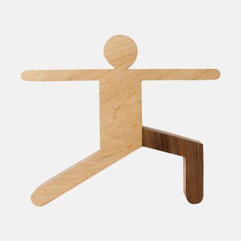 Escultura-de-madeira-pose-yoga-guerreiro-1-VA9757-papel-craft