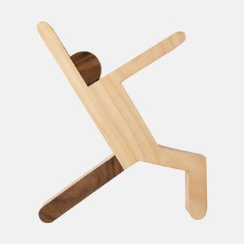 Escultura-de-madeira-pose-yoga-lanca-1-VA9758-papel-craft