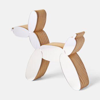 Escultura-de-madeira-cachorro-balao-2-VA9759-papel-craft