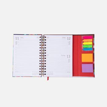 Agenda-2021-estampada-com-aba-Florarte-4-ag1475-papel-craft
