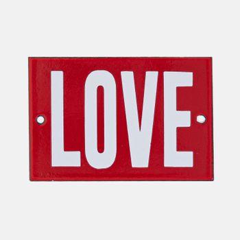 PLACA-DECORATIVA-COM-FRASE-LOVE-VA9794-PAPEL-CRAFT