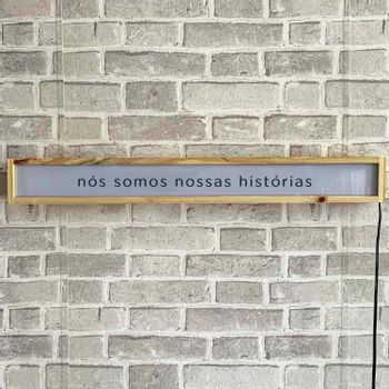 LUMINARIA-FRASE-NOSSAS-HISTORIAS-VA9703-PAPEL-CRAFT