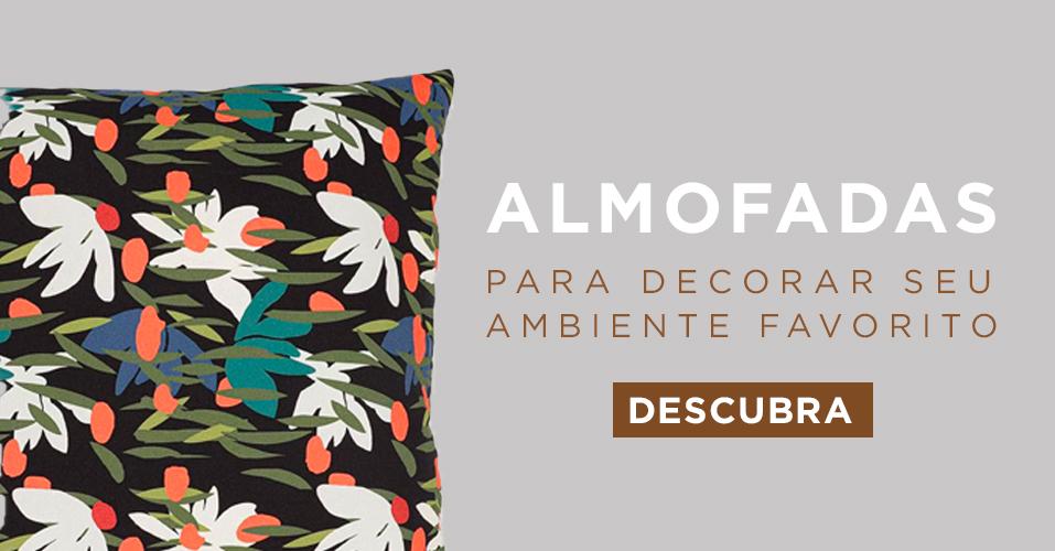Banner placa Almofadas