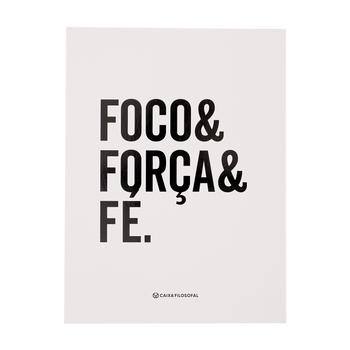POSTER_ADESIVO_FOCO_FORCA_FE_VA10358_PAPEL_CRAFT